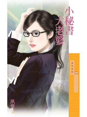 小秘書大老婆