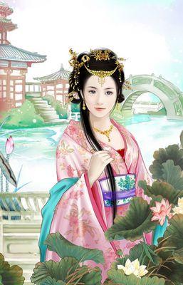 帝宮妃子謀(下)